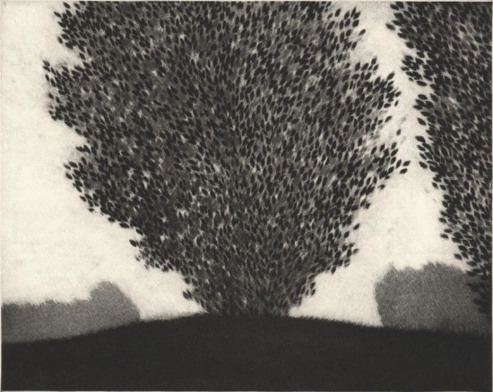 Robert Kipniss - Mezzotints - Crest