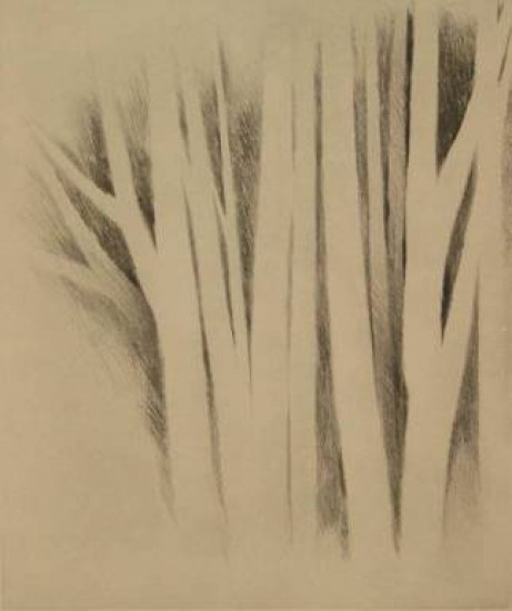 Robert Kipniss - Mezzotints - Pages from a Sketchbook: #1