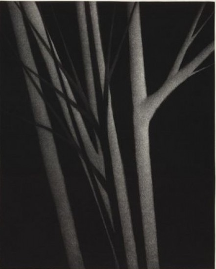 Robert Kipniss - Mezzotints - A gathering