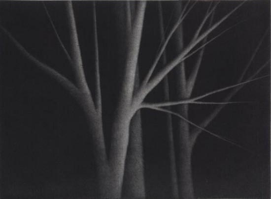 Robert Kipniss - Mezzotints - Winter