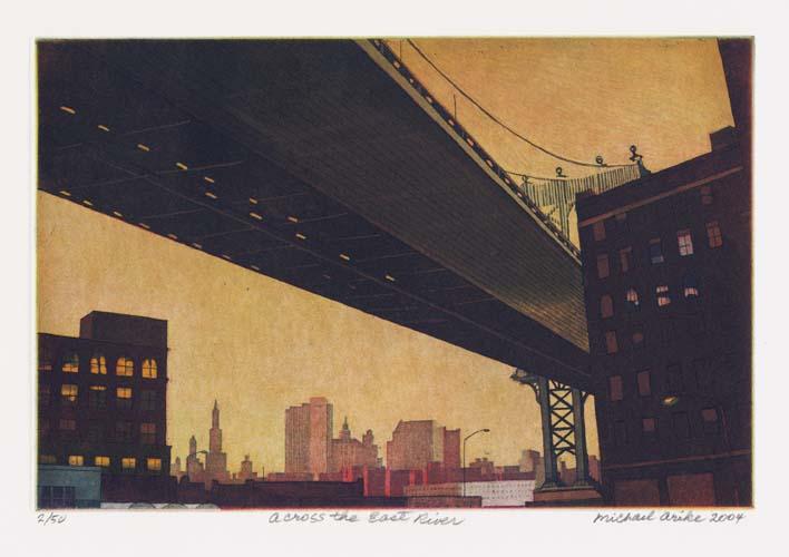 Michael Arike - Across the East River