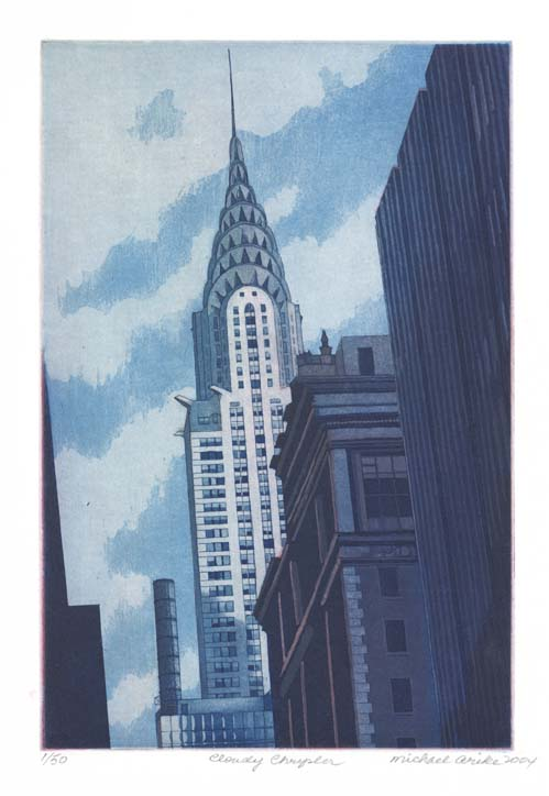 Michael Arike - Cloudy Chrysler