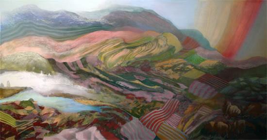 Murray Zimiles - Rainbow Sky