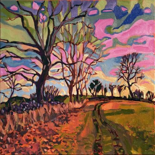 Richard Lang Chandler - Baxter Road