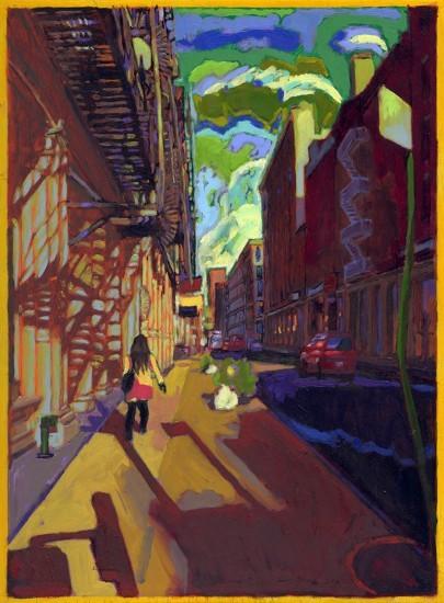 Richard Lang Chandler - Green Street