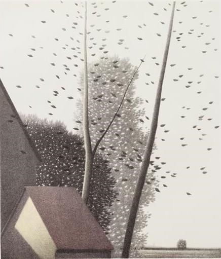 Online Exhibition - 18 Leaves Aloft
