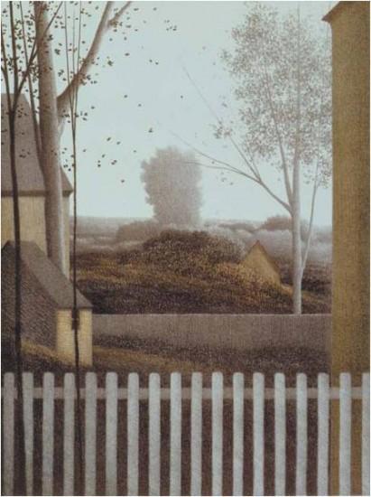 Online Exhibition - 10 Picket Fence II