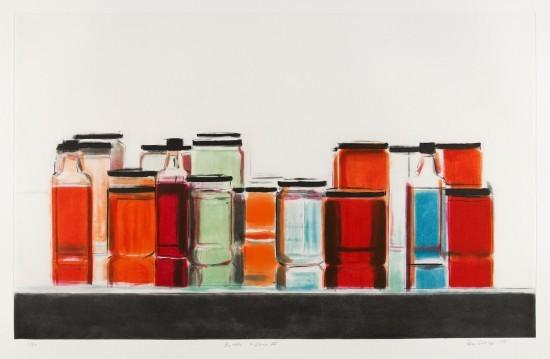 Peri Schwartz - Bottles & Jars III