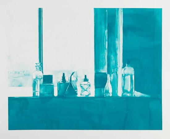 Peri Schwartz - A Printmaker's Still Life #3