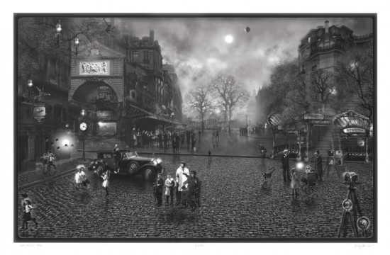 Peter Milton - Sight Lines III: Eclipse
