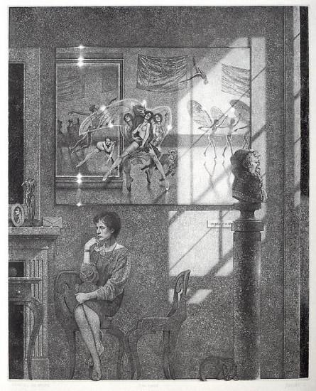 Peter Milton - Interiors II: Stolen Moments