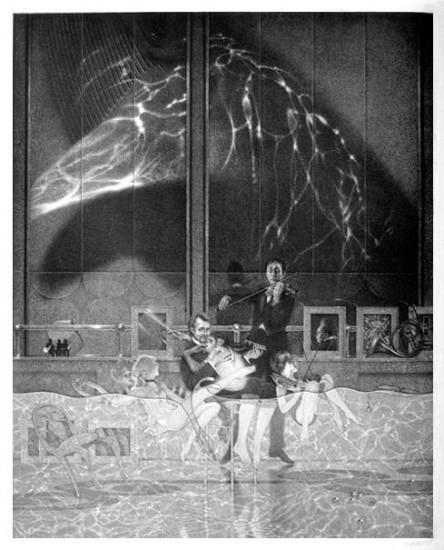 Peter Milton - Interiors V: Water Music