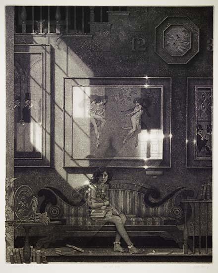 Peter Milton - Interiors III: Time with Celia