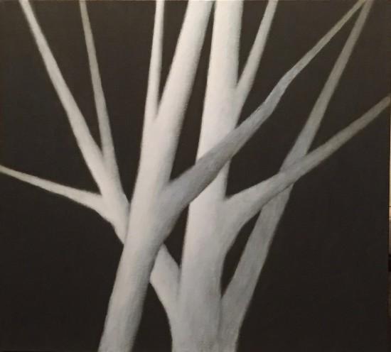 R Kipniss Paintings - Reaching