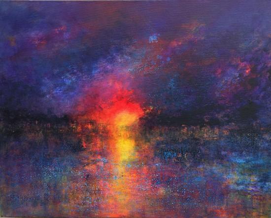 Rebecca Last - Studies in Light & Energy no 127
