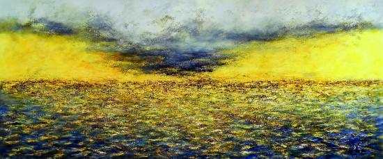 Rebecca Last - Fractured Landscape