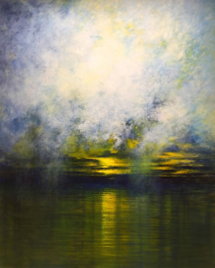Rebecca Last - Studies in Light & Energy no 132