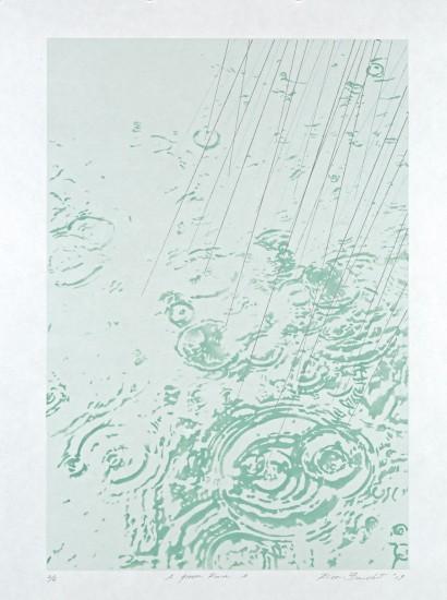 Rica Bando - A Green Rain A