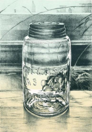 Rica Bando - Mason jar / ATLAS