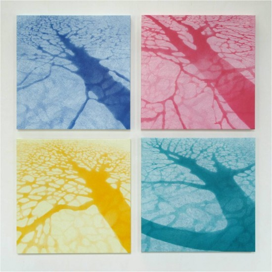 Rica Bando - Prospect Park trees