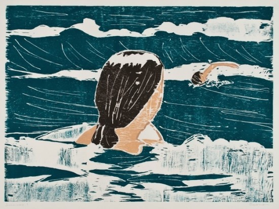 Richard Bosman - Swimmers