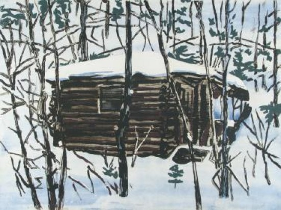 Richard Bosman - Cabin