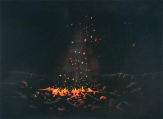 Richard Bosman - Embers
