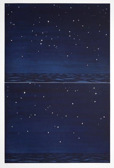 Richard Bosman - Night Sky