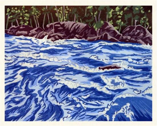 Richard Bosman - River Rising