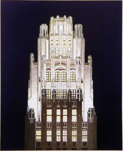 Richard Haas - American Radiator Building