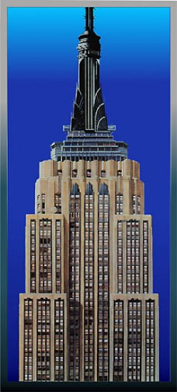 Richard Haas - Empire State Building