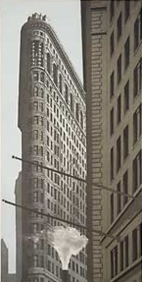 Richard Haas - Flat Iron Building