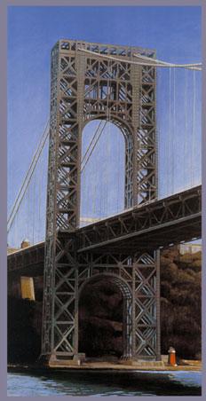 Richard Haas - George Washington Bridge