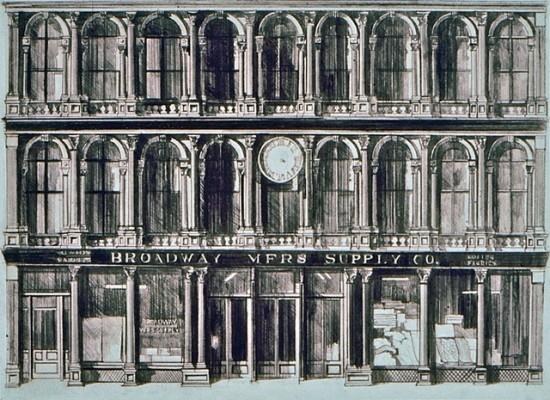 Richard Haas - Haughwout Building
