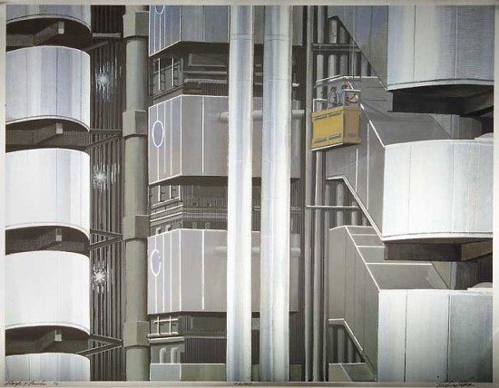 Richard Haas - Lloyds of London