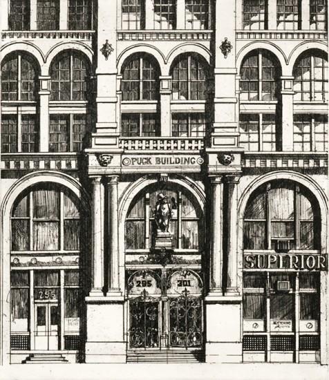 Richard Haas - Puck Building