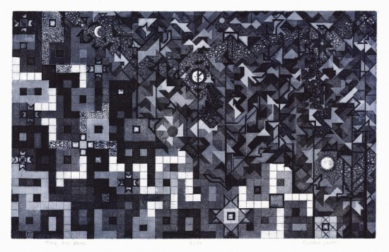 Richard Sloat - Prints - Time and Being
