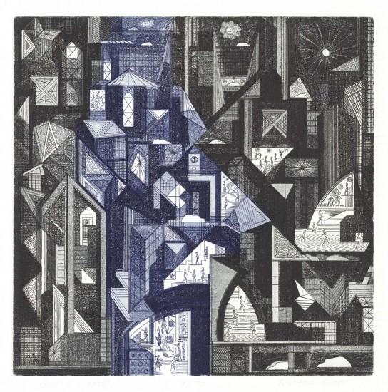 Richard Sloat - Prints - Going Home