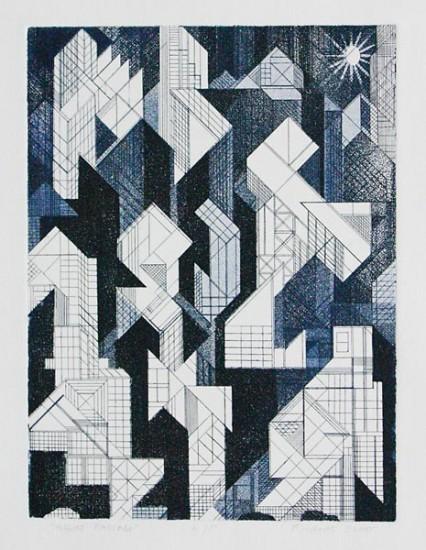 Richard Sloat - Prints - Night Passage