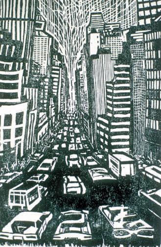 Richard Sloat - Prints - New York, New York