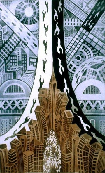 Richard Sloat - Prints - Ordinary Life