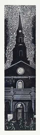 Richard Sloat - Prints - St. Marks
