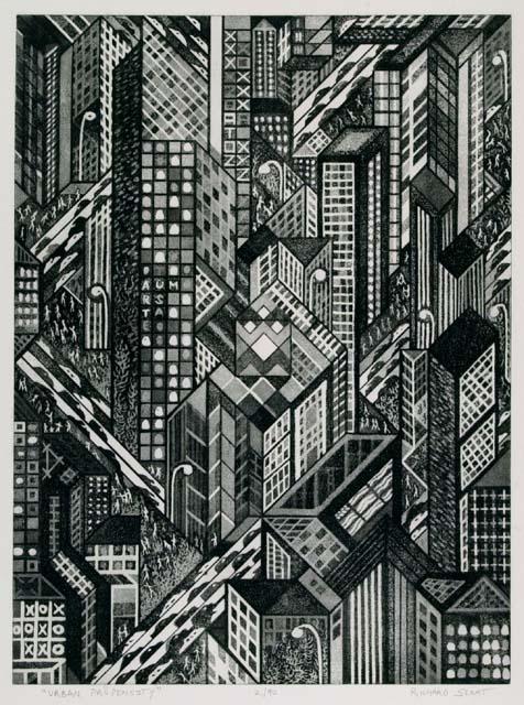 Richard Sloat - Prints - Urban Propensity