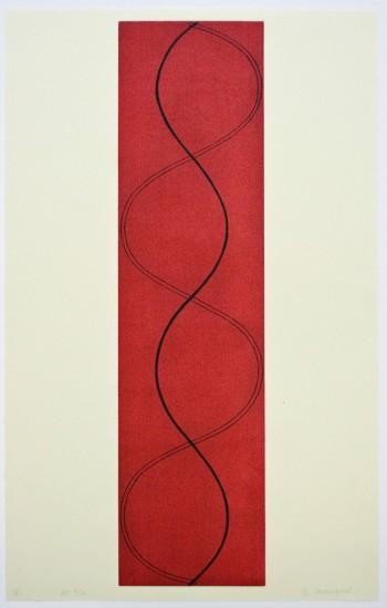 Robert Mangold - Four Columns IV