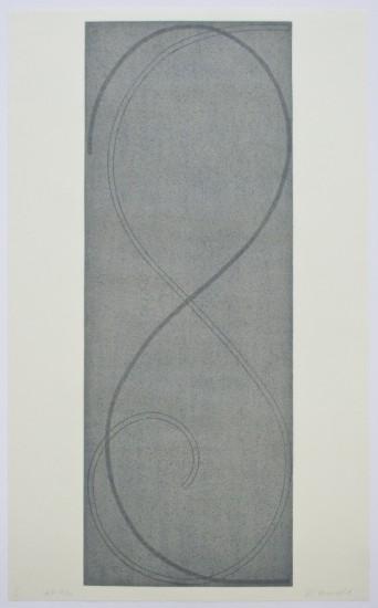 Robert Mangold - Four Columns I