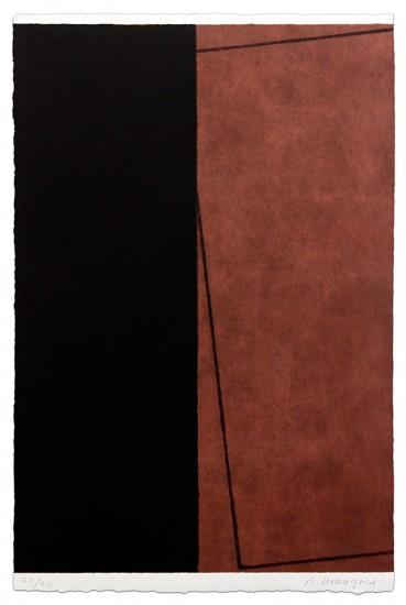 Robert Mangold - Varied Figure Zone 1-Part, 2000