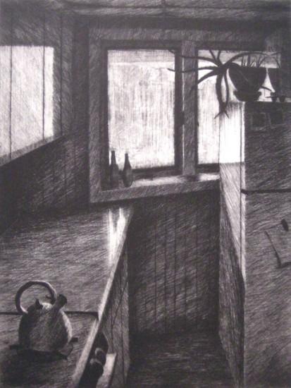 Sean Hurley - Kitchen Window