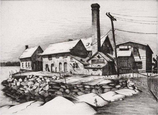 Sean Hurley - Paint Factory, The [Gloucester, MA]