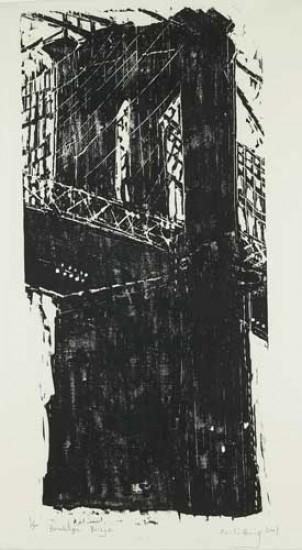 Su Li Hung - Brooklyn Bridge