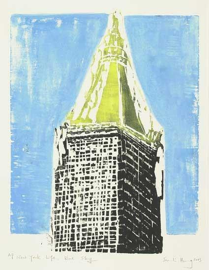 Su Li Hung - New York Life, Blue Sky